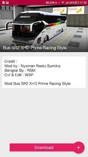Mod Truck and Bus BUSSID 2020 1.2 screenshots 2