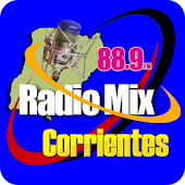 Radio FM MIX Corrientes 88.9 Mhz
