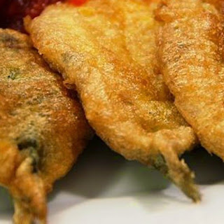 Boneless Fried Tilapia Tempura #SeafoodRecipesWorldwide