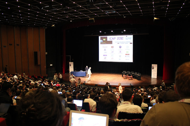 Photo: Conference hall