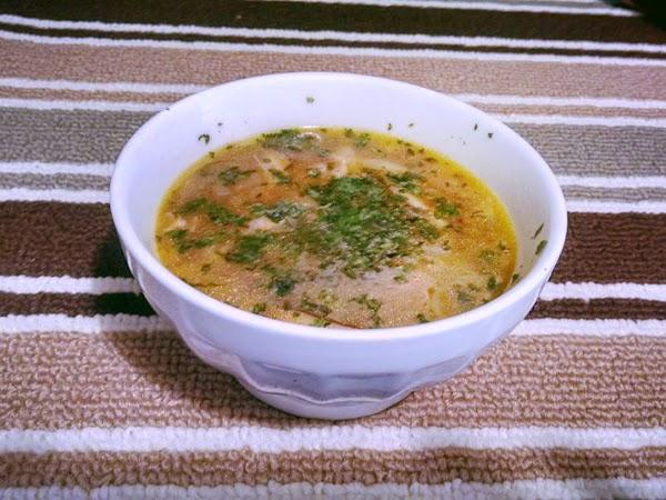 Sichuan-style Chicken Noodle Soup Recipe
