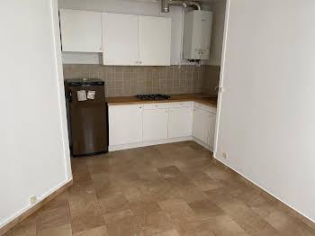 Appartement 2 pièces 27,71 m2