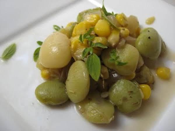 Curry Succotash