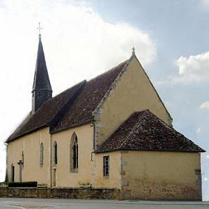 photo de eglise Saint Rigomer