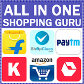 All In One Shopping App - Guru