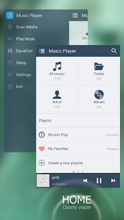 Music Player Pro 2.2.2 screenshot 4056