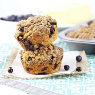 Best Ever Gluten-Free Blueberry Muffins