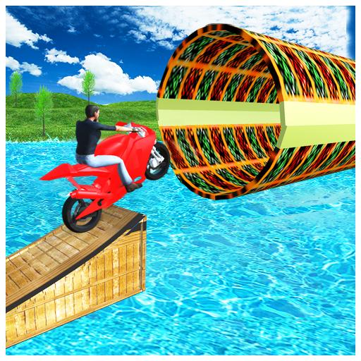 Water Games 3D: Stuntman Bike Water Stunts file APK for Gaming PC/PS3/PS4 Smart TV