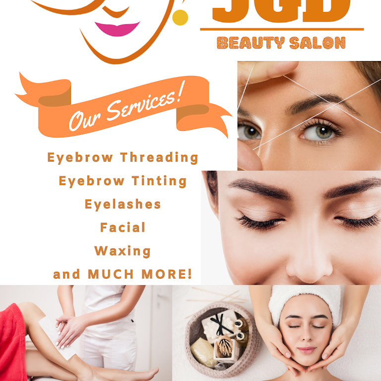 JGD Eyebrow Threading & Beauty Salon - Beauty Salon in ...