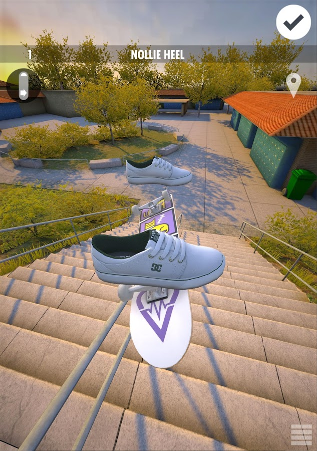 Skater- screenshot
