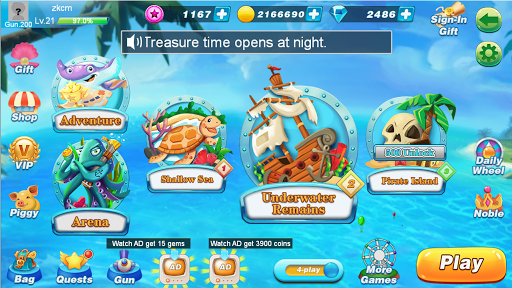BanCa Fishing - Be a fish hunter 1.48 screenshots 17