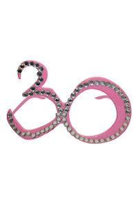 Glasögon 30, rosa