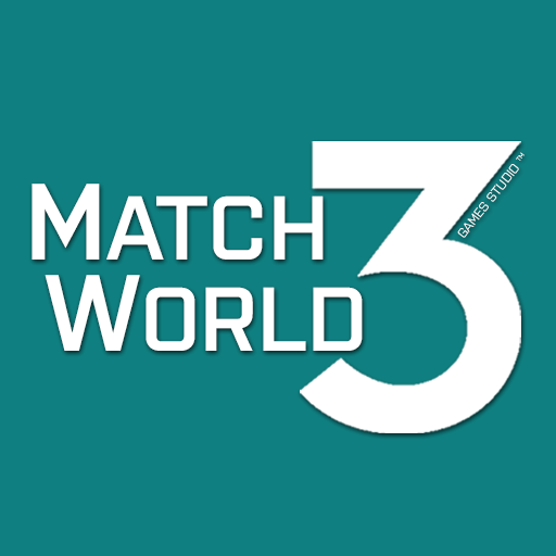 Match 3 Games World 💎 avatar image