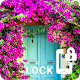 Flower Door Lock - Screen Lock Pattern Customize