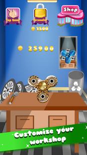 Hand Spinner Evolution Toy - náhled
