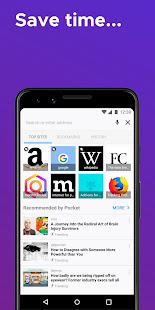 App Firefox Browser fast & private APK for Windows Phone