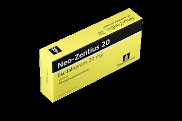 Solo Online Neo Zentius Comp 20 Mg   Tab/Comp x 14 Und