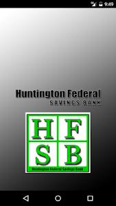Huntington Fed. Savings Bank screenshot 0