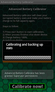 Advanced Battery Calibrator screenshot 4