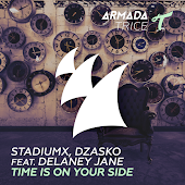 Time Is On Your Side (Radio Edit) (feat. Delaney Jane)