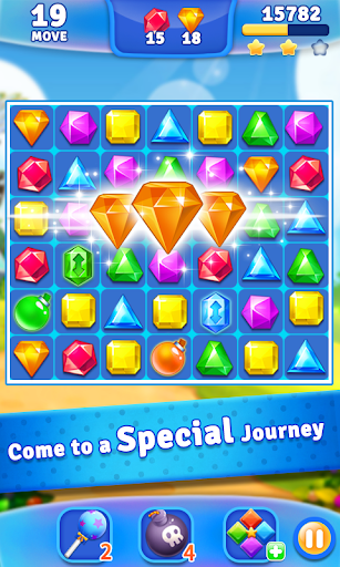 Jewel Crush - Jewels & Gems Match 3 Legend 2.1.1 screenshots 1