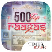 500 Top Raagas Android APK Download Free By Times Music