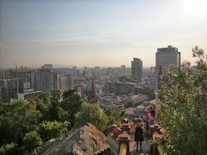 Photo: サンチャゴ サンタルシアの丘より http://parajunko.blog.fc2.com/blog-entry-83.html