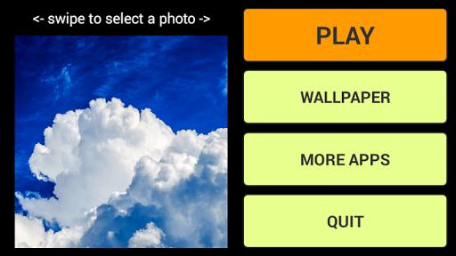 雲ジグソーパズル+ LWP