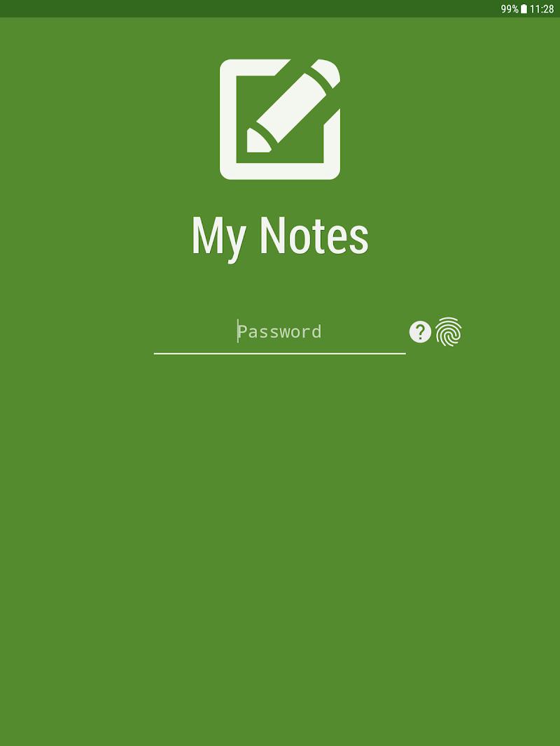 My Notes - Notepad Screenshot 8