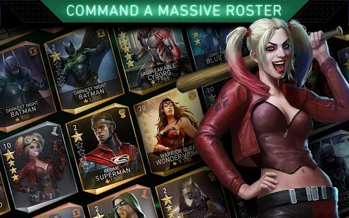 Injustice 2 1.4.0 (Mod) Apk + Data