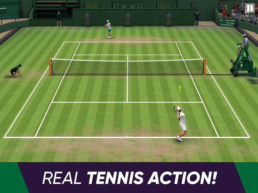 Tennis World Open 2020: Free Ultimate Sports Games Android App Screenshot