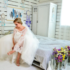 Wedding photographer Marina Agapova (agapiss). Photo of 18.01.2018