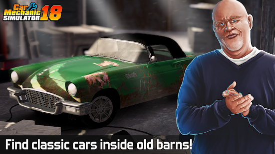Car Mechanic Simulator 21: repair & tune cars  (Mod Mone