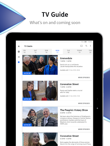 STV Player: For live TV, catch-up and box sets – Apps on Google Play