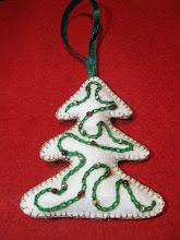 Photo: Tekervényes karácsonyfa
