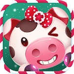 Piggy Boom-Happy New Year Apk