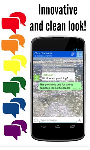 Messenger App screenshot 7