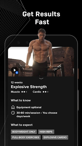 Freeletics: Personal Fitness Coach & Body Workouts 5.8.2 gameplay | AndroidFC 5