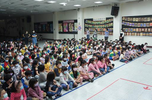 109學年度兒童節慶祝活動--魔術秀