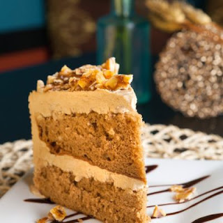 Slow-Cooked Spiced Butterscotch Cake