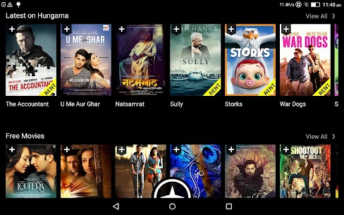 Hungama Play: Movies & Videos App Download For Android and iPhone 8