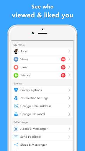 B-Messenger Video Chat screenshot 5
