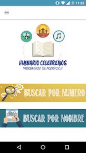Himnario Celebremos - náhled