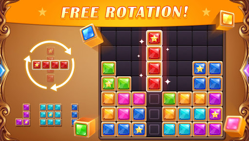 Block Puzzle: Diamond Star Blast 1.5 screenshots 2