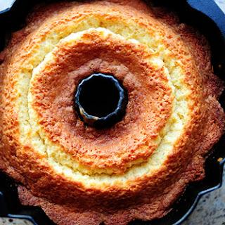 Perfect Pound Cake.