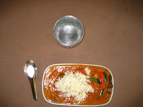 Photo: Panaeng Muu (Panaeng Curry with Pork [I used pumpkin])