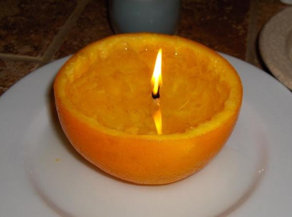 Orange Candle Recipe