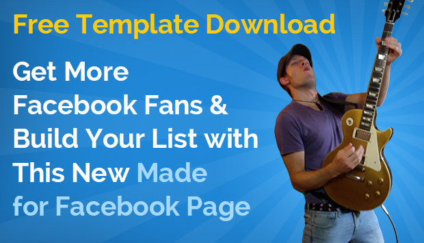 [Free Download] The Facebook List-Building Landing PageSM
