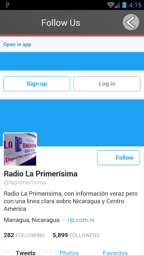 917 - 680 - La Primerisima- screenshot