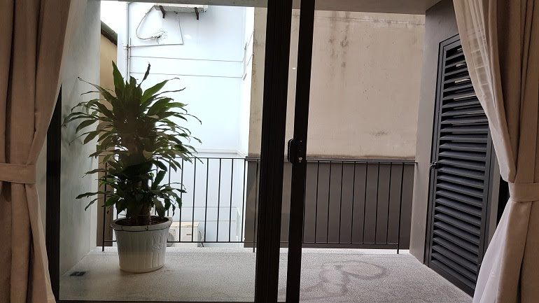 Elegant modern 2 – bedroom apartment with balcony in To Ngoc Van street, Tay Ho district for rent